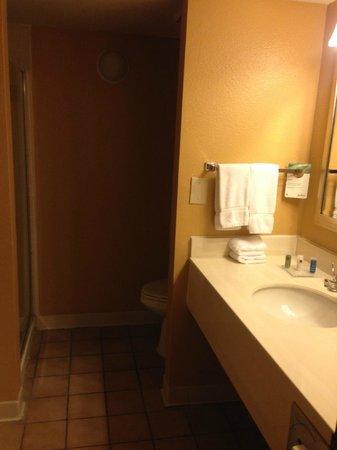 Radisson Suites Tucson : Bathroom