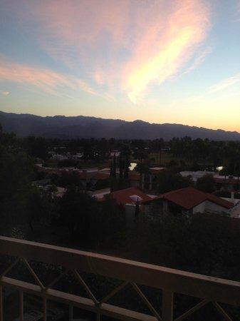 Radisson Suites Tucson : Sunrise