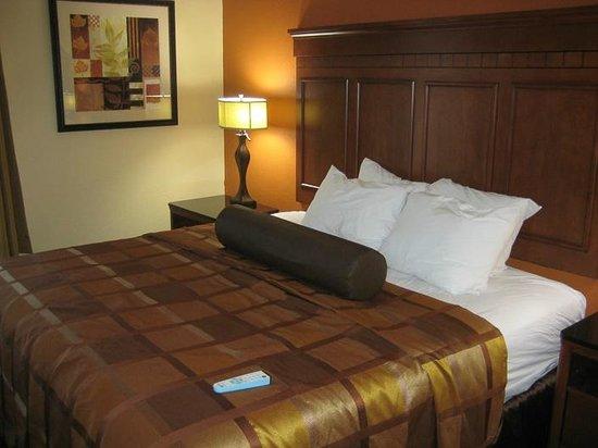 Best Western Plus Midwest Inn & Suites: Comfortable bedding