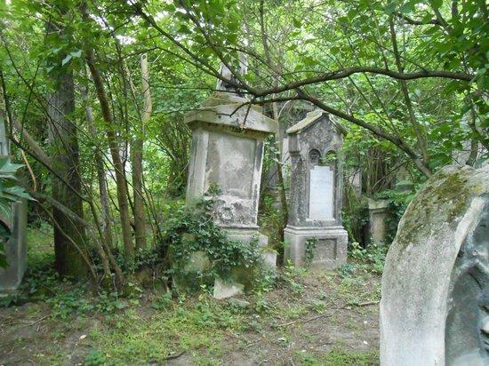 Friedhof St. Marx: ..
