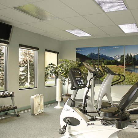 Sophie Station Suites: FITNESS ROOM Complimentary 24-7