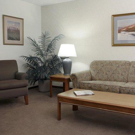 Sophie Station Suites : DELUXE SUITE LIVINGROOM