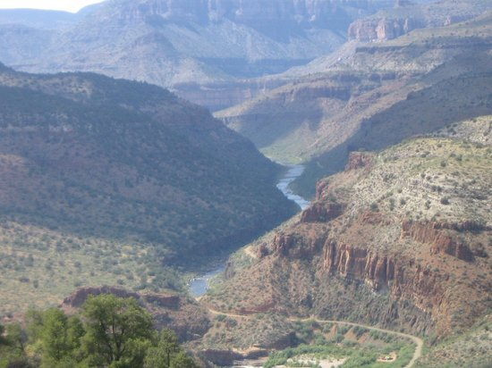 Globe, AZ: Salt River Canyon
