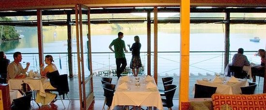 Bay of Many Coves: The Foredeck Restaurant