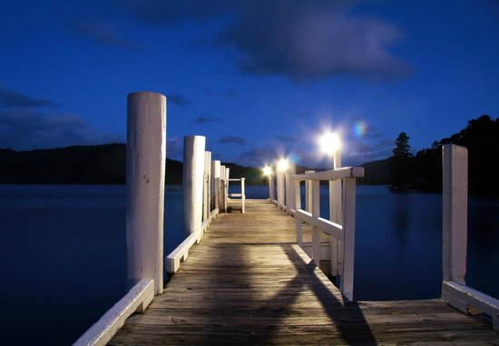 Bay of Many Coves: The Jetty