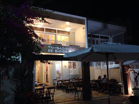 Tambaqui de Banda - Parque 10: Tambaqui de banda na praça São João