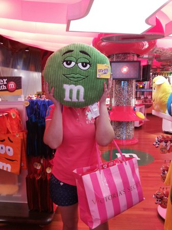 M&M'S World Orlando: M&Ms World