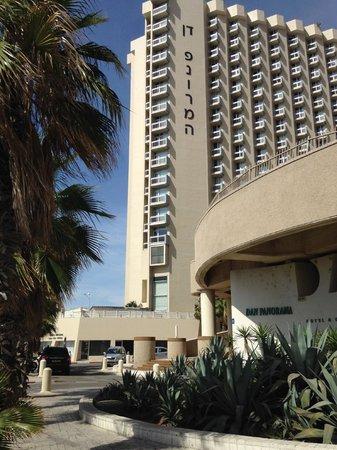 Dan Panorama Tel Aviv : Facade