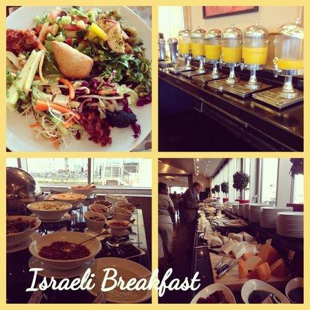 Dan Panorama Tel Aviv : Awesome breakfast!!