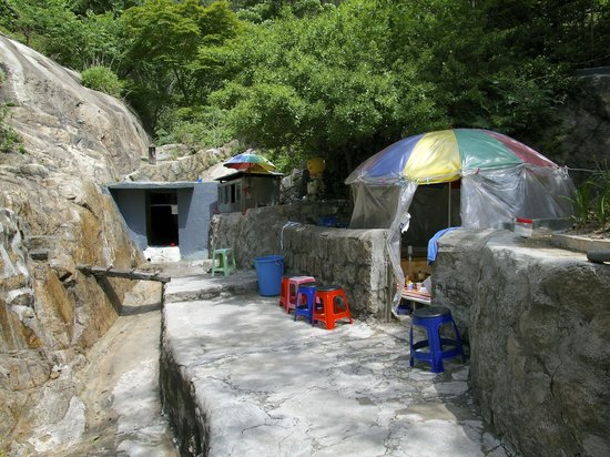 Inwangsan Mountain: Shaman shack