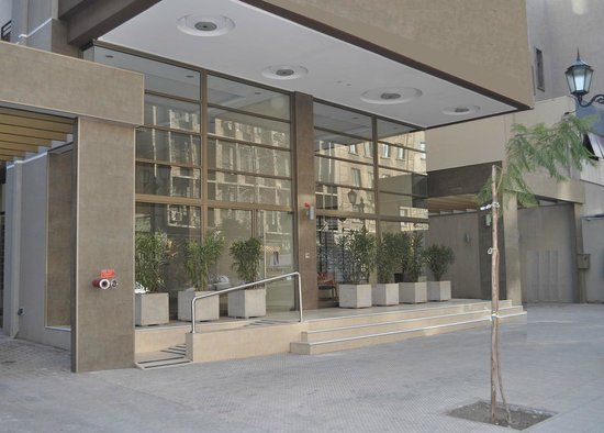 SantiagoApart : Hall entrada