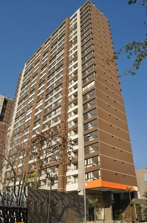 SantiagoApart : Edificio