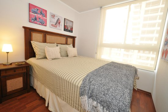 SantiagoApart : Dormitório