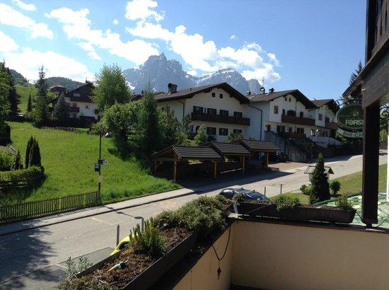 Residence Garni Trocker : View from the balcony