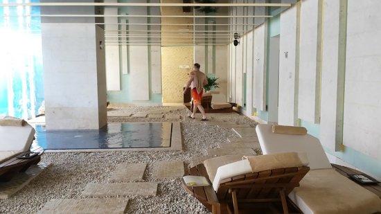 Secrets The Vine Cancun: The spa