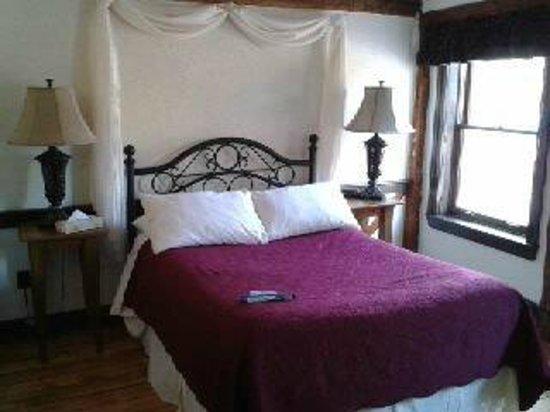 Olde Angel Inn Hotel and Restaurant: Captains Room