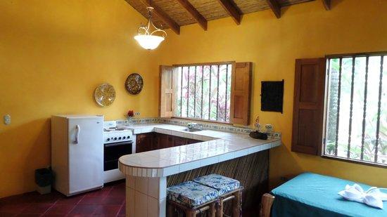 Hotel La Palapa Eco Lodge Resort: Our Room