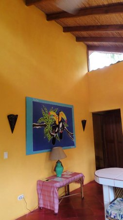 Hotel La Palapa Eco Lodge Resort : Our Room