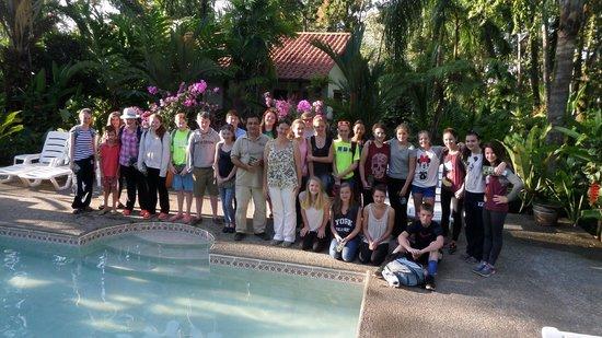 Hotel La Palapa Eco Lodge Resort: The Pool