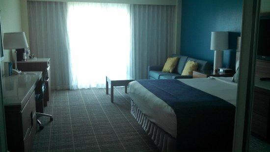 Ocean Place Resort & Spa: King Bed Guest Room