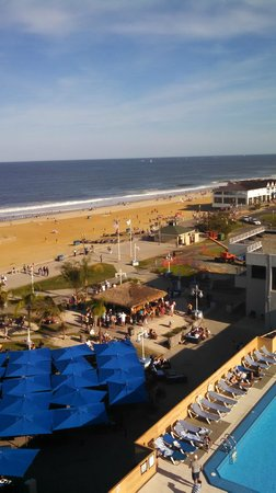 Ocean Place Resort & Spa: View from room 717