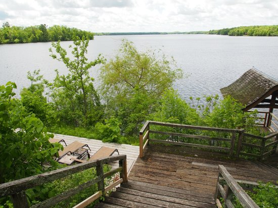 Stout's Island Lodge : Public Area