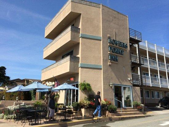 Lovers Point Inn: Hotel