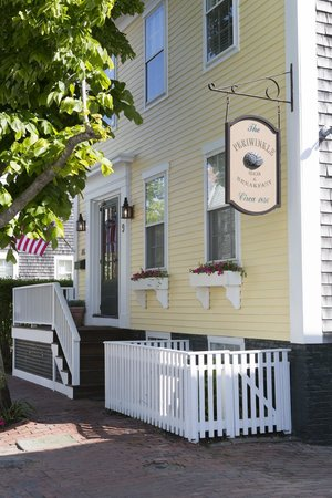 The Periwinkle B&B: A warm welcome is waiting!