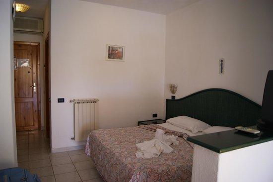 La Rosa Parco Residence: zona camera