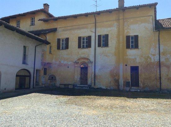 Agriturismo Camisassi : Built in 1525