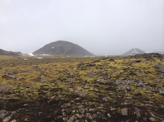 Inside The Volcano: Thrihnukagigur Volcano