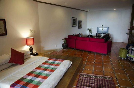 Veranda Natural Resort: 広い