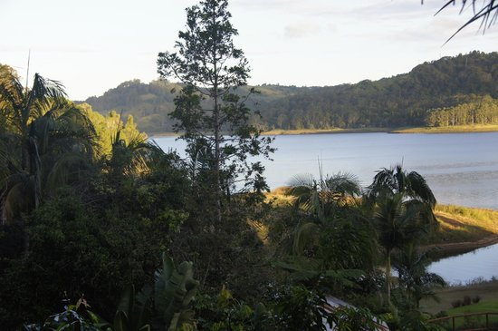 Secrets on the Lake : View of Lake Baroon