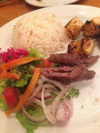 Anatolian Kitchen : Mix kebab