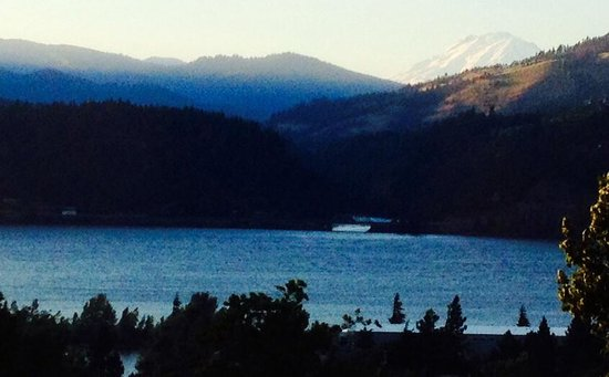 Hood River BnB: Room With a View For Sure