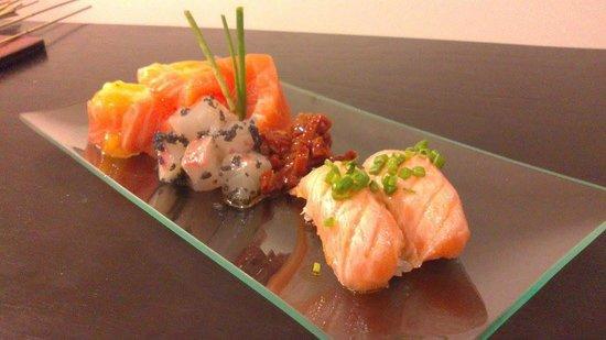 Cru Sushi Bar ' Lounge