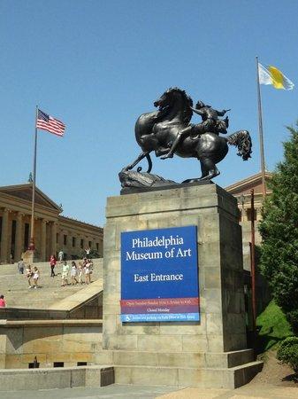 Museo de Arte de Filadelfia: Philadelphia Museum of Art