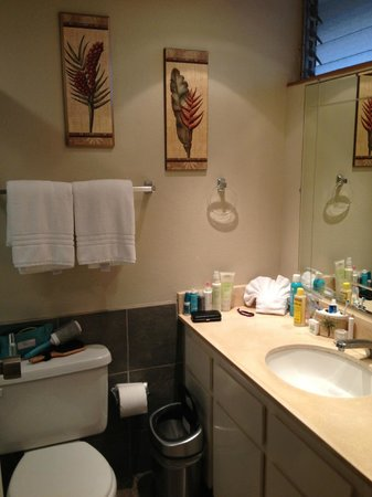 Royal Kahana: bathroom