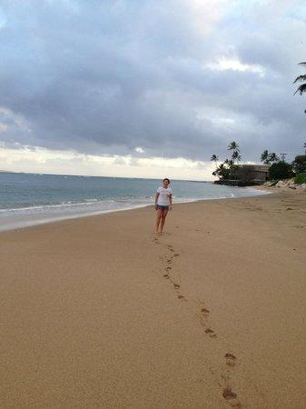 Royal Kahana: Our private beach