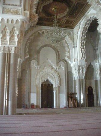 Mosquée Hassan II : Beautiful doors everywhere