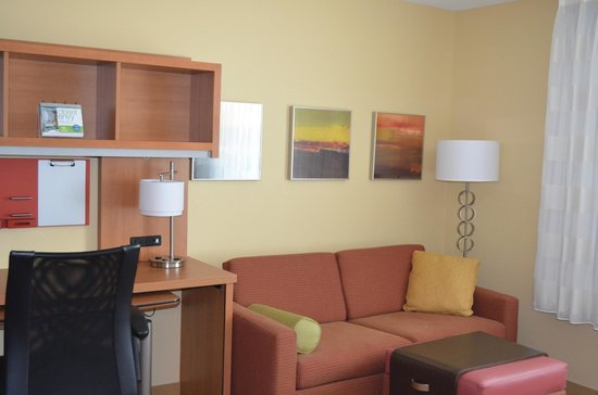 TownePlace Suites Roswell: Suite 308