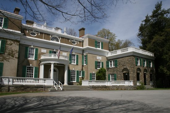Franklin Delano Roosevelt Home: FDR's House
