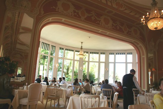 Eden Palace au Lac: Breakfast room