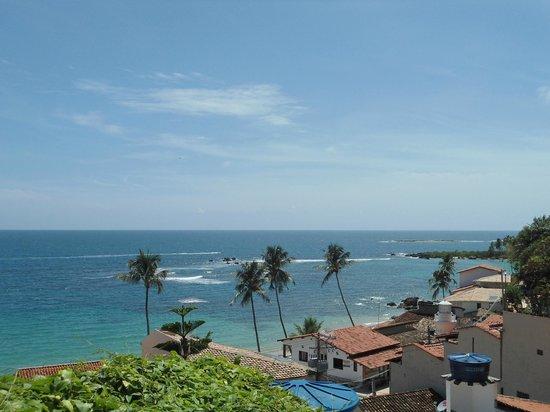 Hotel Pousada Ilha da Saudade: Vista da varanda.