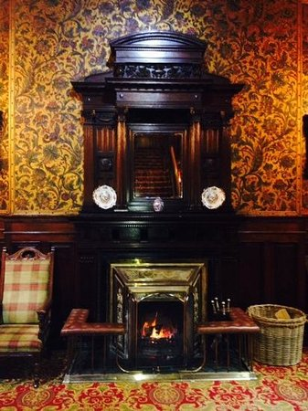 Macdonald Hotels: Loved the wood burning fireplaces