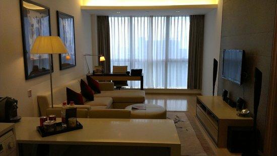Fraser Suites Suzhou : 1 bedroom suite
