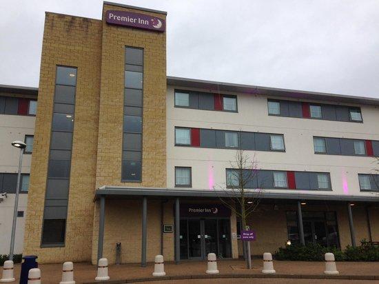 Premier Inn Rochester Hotel: Premier Inn Rochester Front