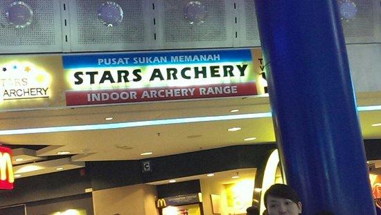 Stars Archery Berjaya Times Square