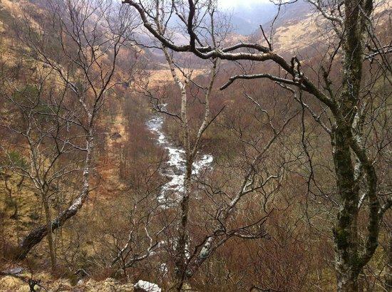 Steall Waterfall: Glen Nevis