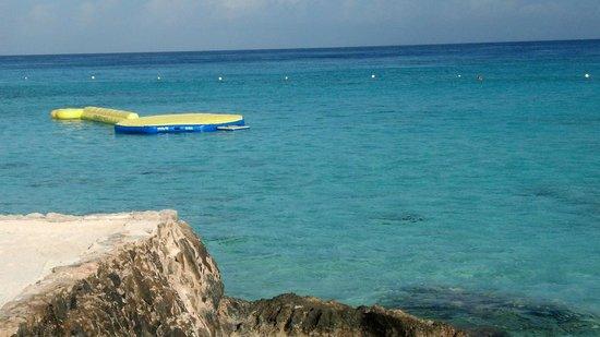 El Cozumeleno Beach Resort : playa